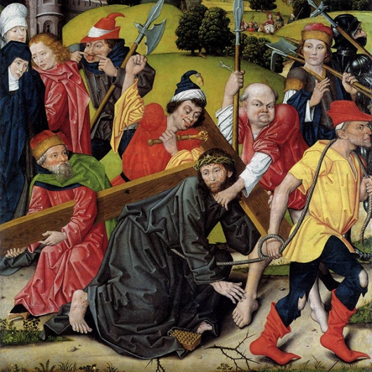 2 BAEGERT, Derick - Cristo carregando a cruz detalhe 600px