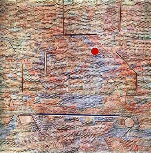 Paul Klee - Cacodemonic 1916 550px