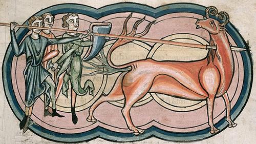 Bonnacon-Medieval-Monster-04 500px
