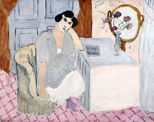 Henri Matisse 1869-1954 La liseuse distraite 1919
