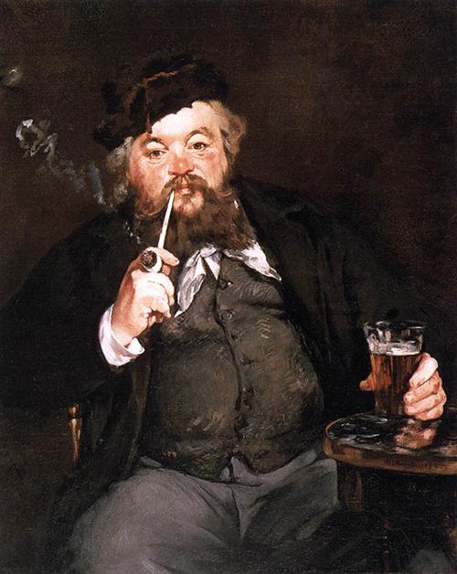 edouard-manet-le-bon-bock-portrait-of-emile-bellot-500px