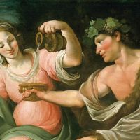 Porque o vinho é o espelho dos homens — poemas de Alceu de Mitilene — vício da poesia